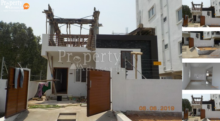 Latest update on SR Constructions Independent house on 07-Jun-2019