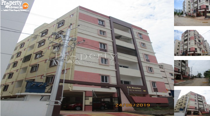Latest update on SR Mansion Apartment on 24-May-2019