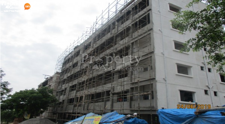 Latest update on SR Platinum Apartment on 24-May-2019