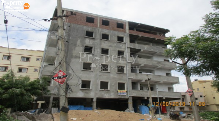Latest update on SR Residency Apartment on 13-Aug-2019