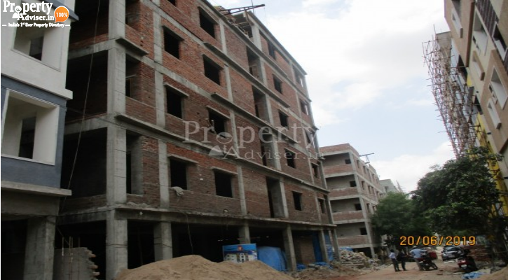 Latest update on Sri Sai Heights Apartment on 23-May-2019