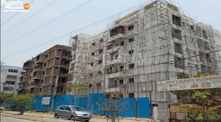 Latest update on Sri Vathsa - Sky Heaven Apartment on 11-Jun-2019
