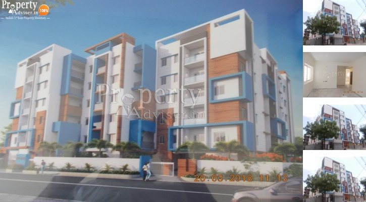 Latest update on SSR Infra Apartment on 22-May-2019