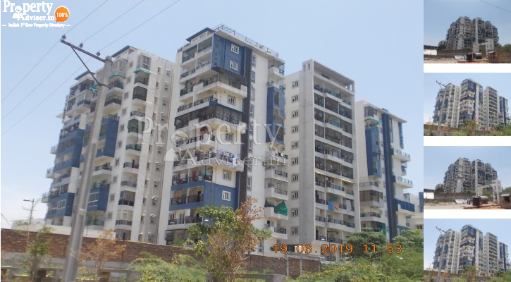 Latest update on Swetha Aryan Apartment on 22-May-2019