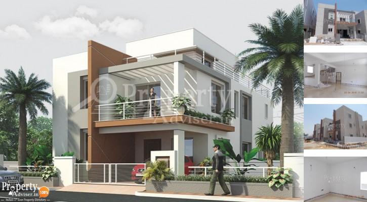 Latest update on Vaishnaoi Meadows Villa on 24-Apr-2019