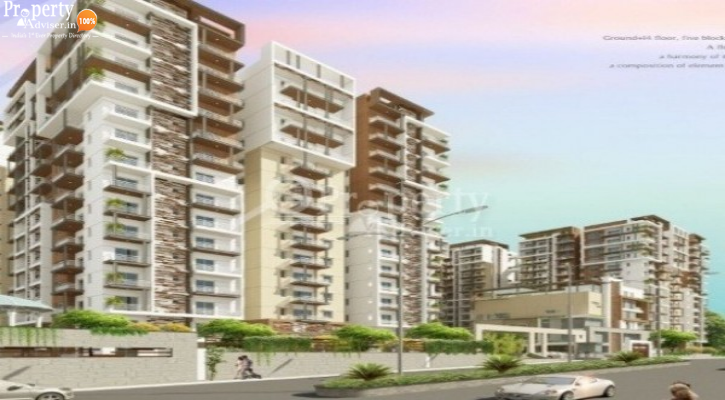 Latest update on VAJRAS Jasmine County Apartment on 15-May-2019
