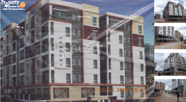 Latest update on Vasusri Residency Apartment on 29-May-2019