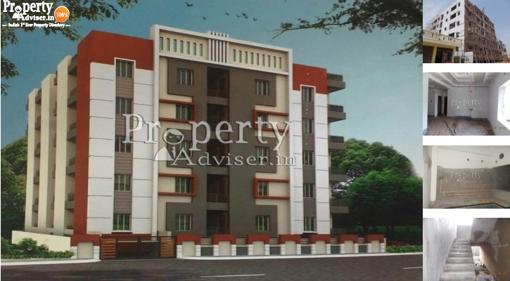 Latest update on Vishnu Priya Enclave Apartment on 10-May-2019