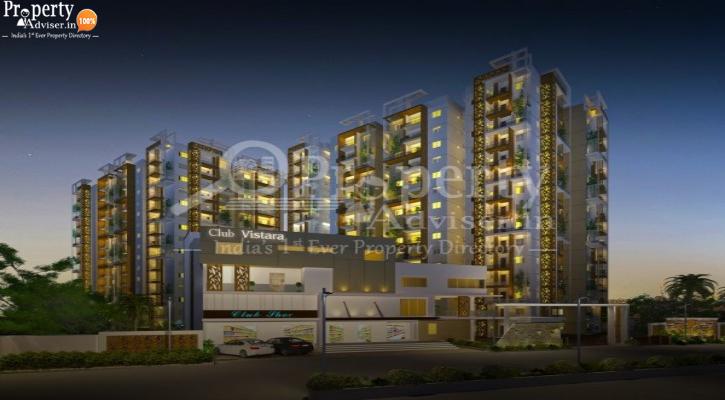 Latest update on Vishnu Vistara Apartment on 14-May-2019