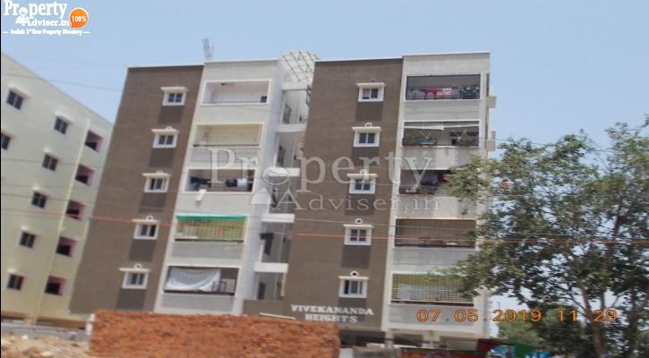 Latest update on Vivekananda Heights Apartment on 13-May-2019