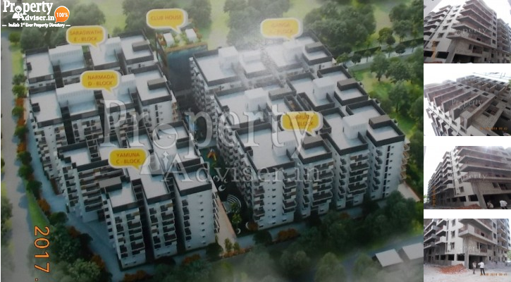 Madhavaram Serenity Block - E in Karmanghat updated on 27-May-2019 with current status