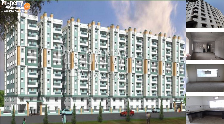 Manasarovar Green Heights Apartment for sale in Suchitra Junction - 2960