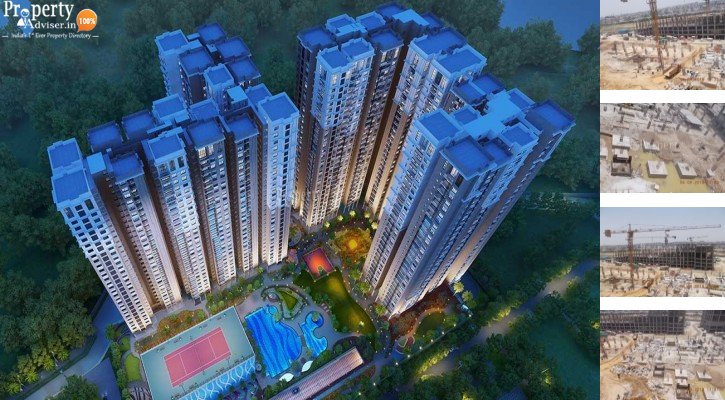 Marina Skies Tower 2 in Kukatpally updated on 11-May-2019 with current status