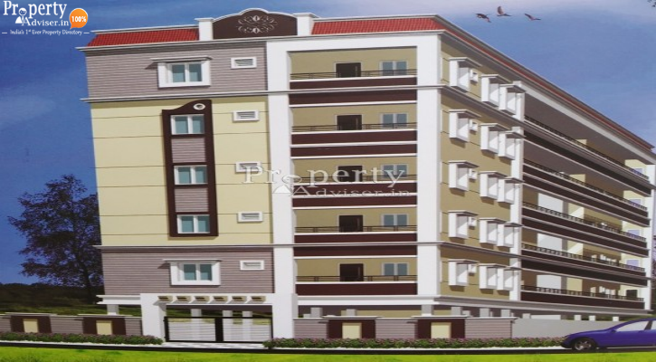 Meghana Homes APARTMENT in Anand Bagh - 2683