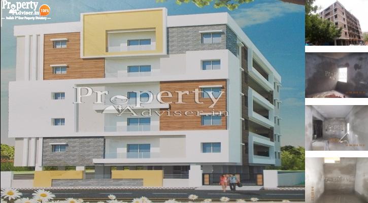 Meghana Residency Apartment in Gajularamaram - 2930