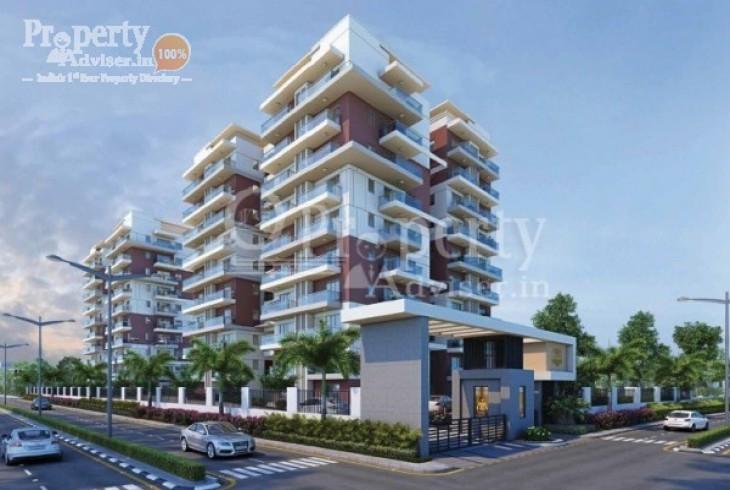 Muppas Akshaja Crown Apartment Got a New update on 28-Jun-2019