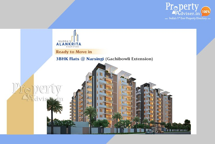 Muppa Alankrita –Apartment for sale in Narsingi