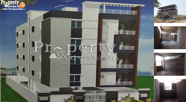 Navya Nest Apartment in Kondapur - 2753