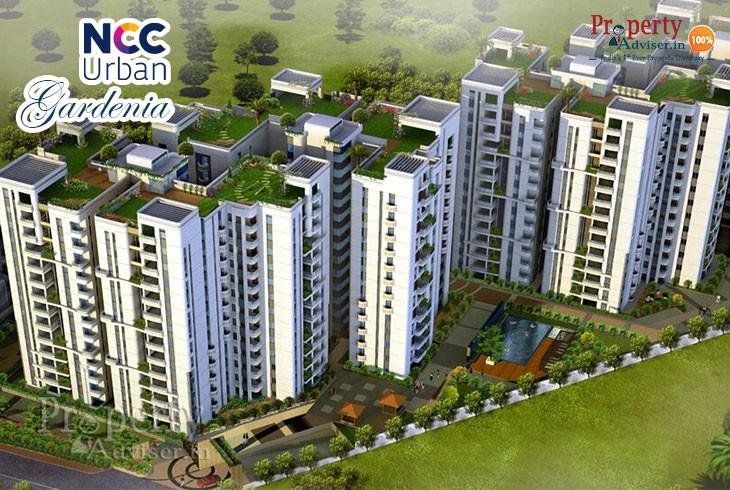 NCC Urban Gardenia-Gated Community Apartment in Hitec City