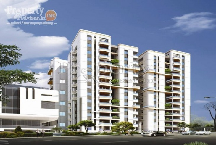 NCC Urban Gardenia in Hitech City updated on 11-Jul-2019 with current status