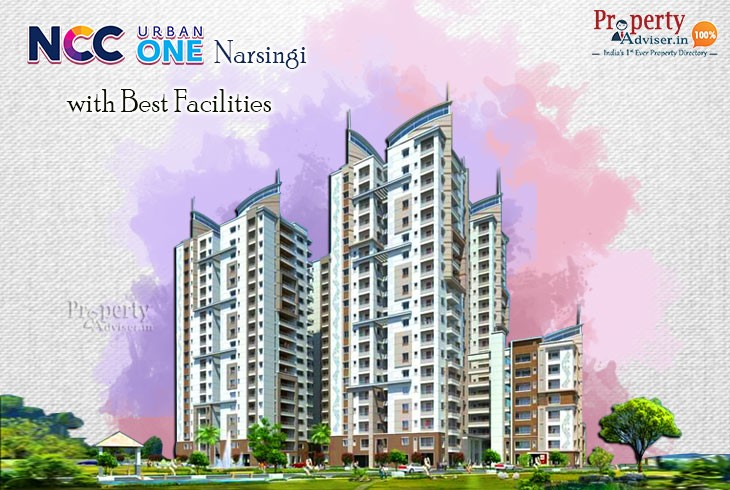 NCC Urban One Apartment in Narsingi with Best Facilities