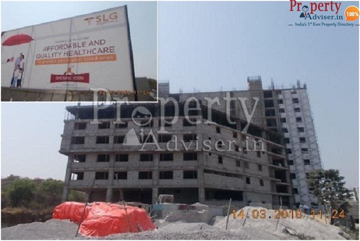 Slg Hospital In Bachupally Hyderabad Near New Residential