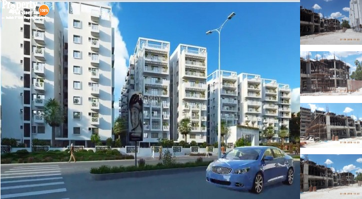 Vaishnavi Oasis Towers -E in Bandlaguda Jagir Updated with latest info on 29-May-2019