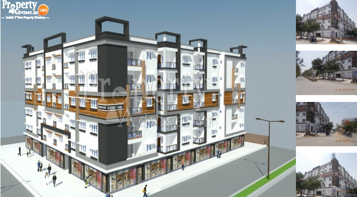 Serene View  in Madinaguda Updated with latest info on 03-May-2019
