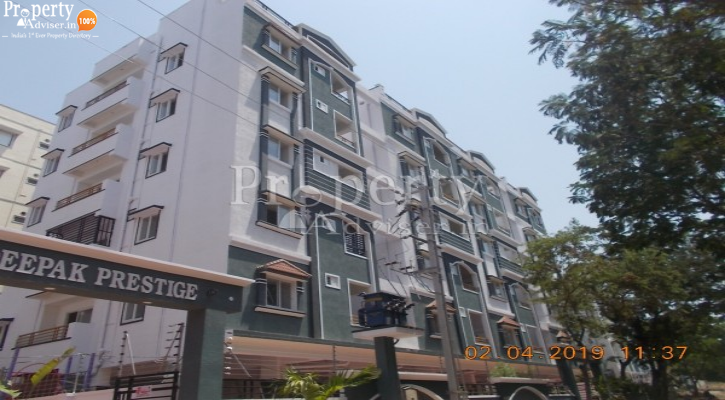 VSP Deepak Pride in Madinaguda Updated with latest info on 03-May-2019