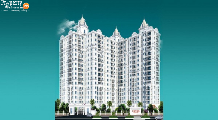 Aditya Capitol Heights in KPHB Colony Updated with latest info on 04-Jun-2019