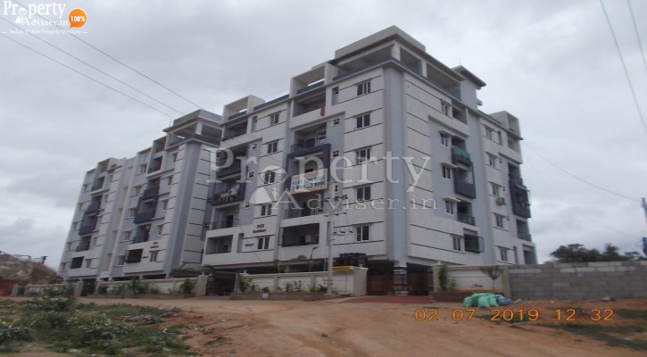 NRS Residency Block - A in Kondapur Updated with latest info on 07-Jun-2019