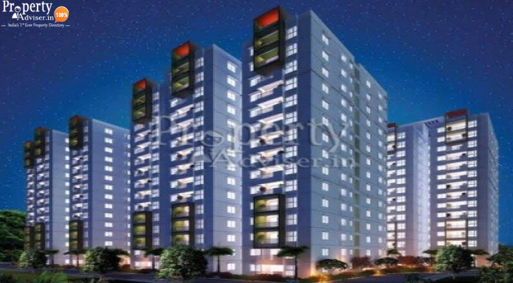 Ramky one Galaxia Phase-1 in Nallagandla Updated with latest info on 08-Aug-2019