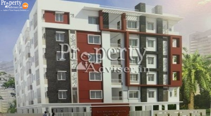 Sai Krupa Heights - B in Kondapur Updated with latest info on 11-Sep-2019