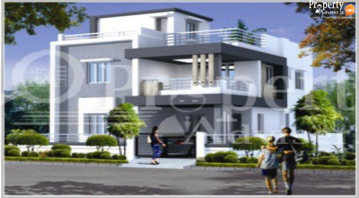 Durga Homes Phase II in Ameenpur Updated with latest info on 13-Jun-2019