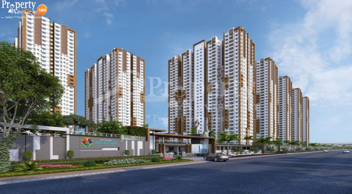 My Home Avatar Phase 1 in Gachibowli Updated with latest info on 15-May-2019