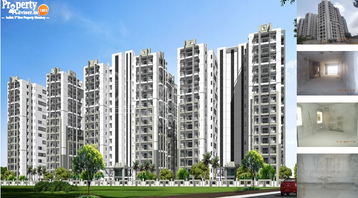 Green Grace Aurora Block in Nanakramguda Updated with latest info on 18-Jun-2019
