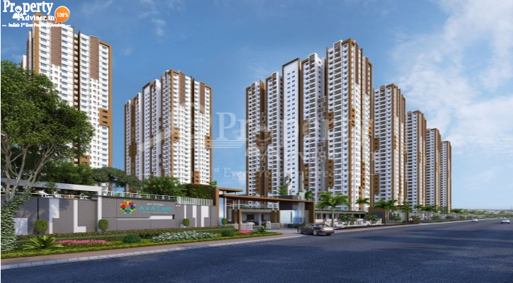 My Home Avatar Phase 1 in Gachibowli Updated with latest info on 19-Aug-2019