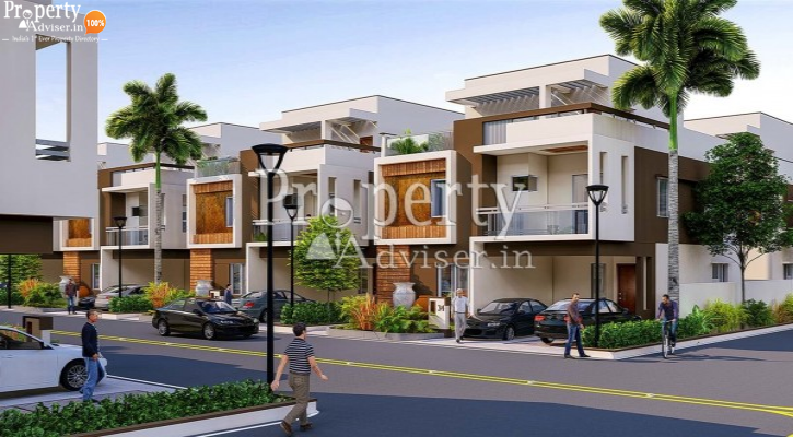 Serene County in Suchitra Junction Updated with latest info on 22-May-2019