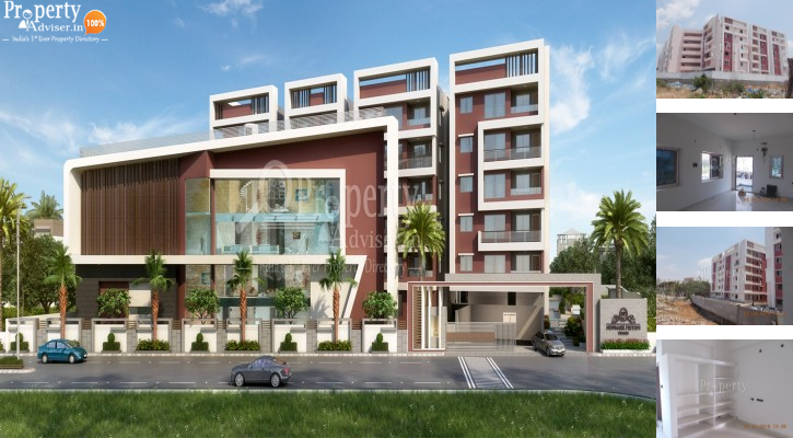 Newmark Prithvi Homes in Kompally Updated with latest info on 23-Apr-2019
