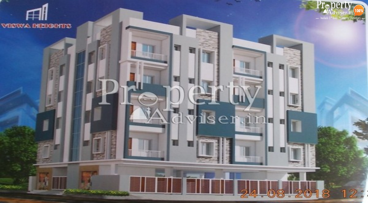 Viswa Heights in Pragati Nagar Updated with latest info on 23-May-2019
