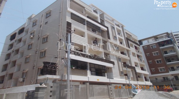 Jyothi Aspire in Chanda Nagar Updated with latest info on 25-Apr-2019