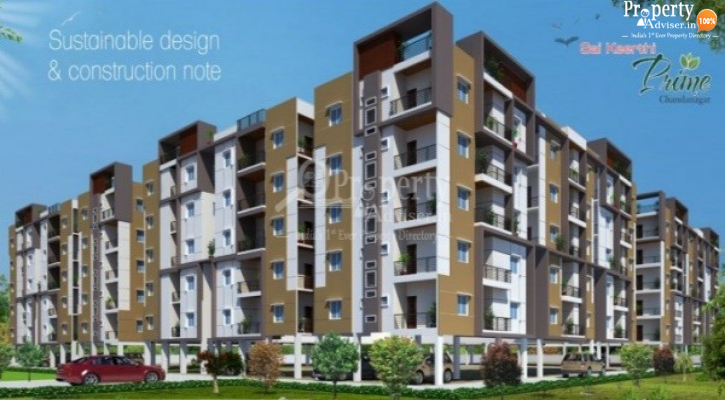 Sai Keerthi Prime Block B in Chanda Nagar Updated with latest info on 27-May-2019