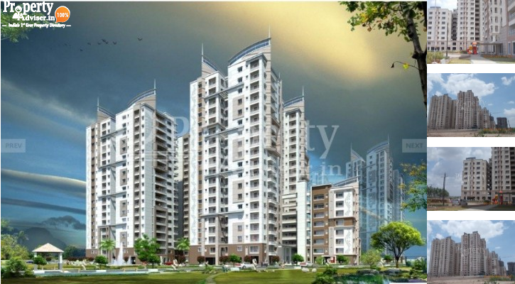 NCC Urban One  in Narsingi Updated with latest info on 28-May-2019