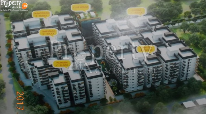 Madhavaram Serenity Block - E in Karmanghat Updated with latest info on 30-Apr-2019