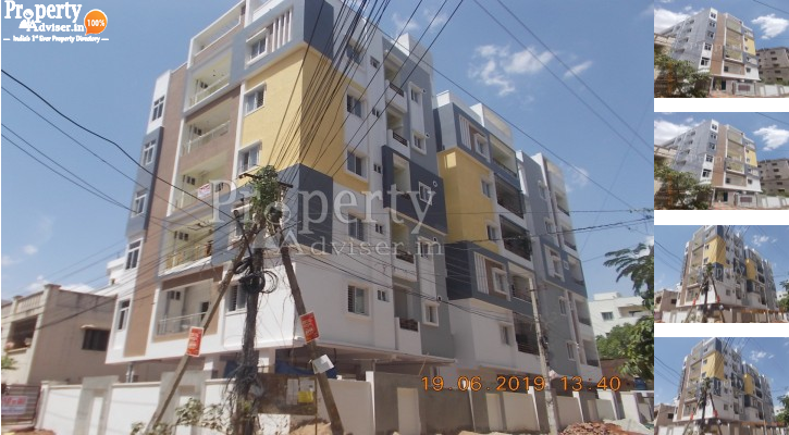 Niharika Residency Apartment Got a New update on 22-May-2019