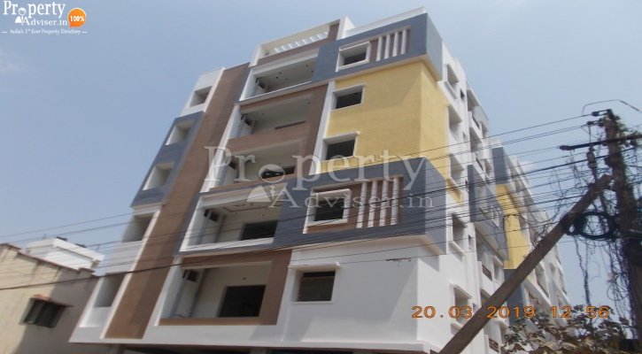 Niharika Residency Apartment Got a New update on 24-Apr-2019