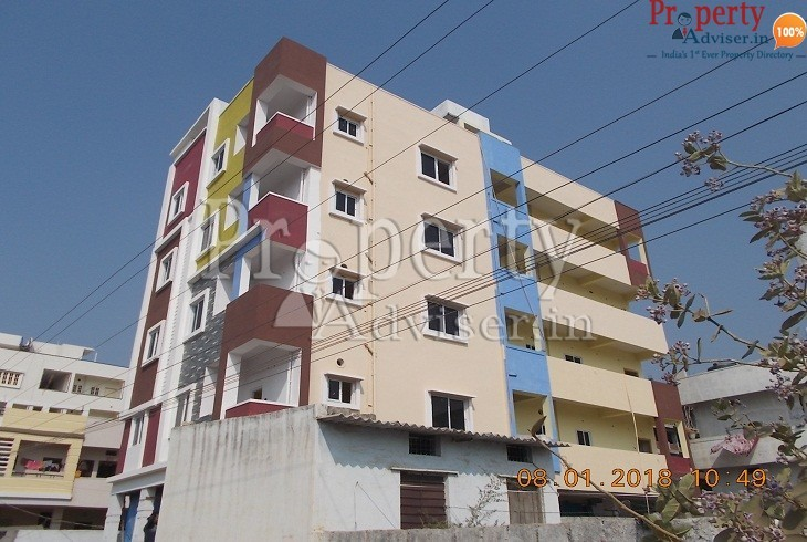 Painting and False ceiling work completed for apartment at Jeedimetla Hyderabad