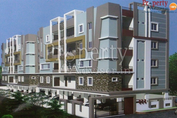 Painting Work is Completed at Sri Mallik Constructions Apartment in Suchitra Junction Hyderabad