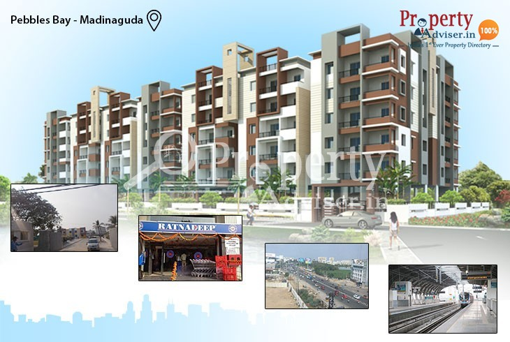 Pebbles Bay  Apartments for Sale in Madinaguda