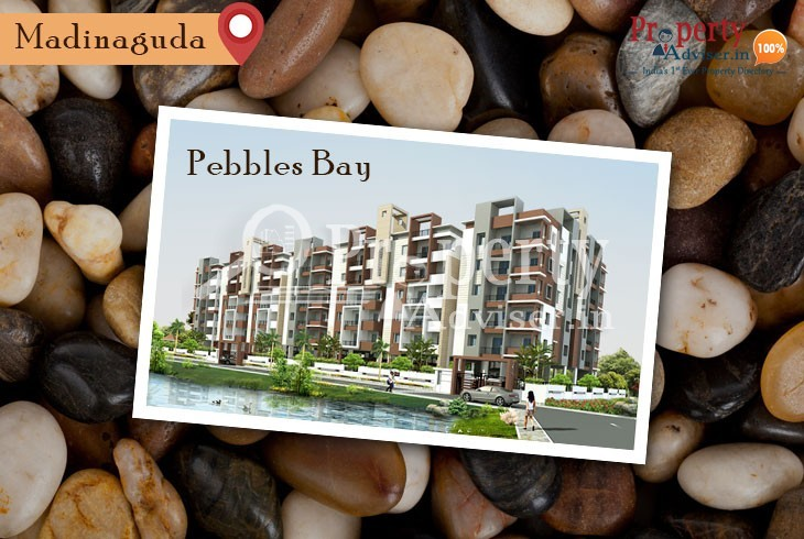 Pebbles Bay is a Newly Constructed Gated Community Apartment at Madinaguda